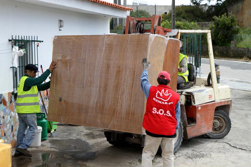 ajuda humanitaria Africa
