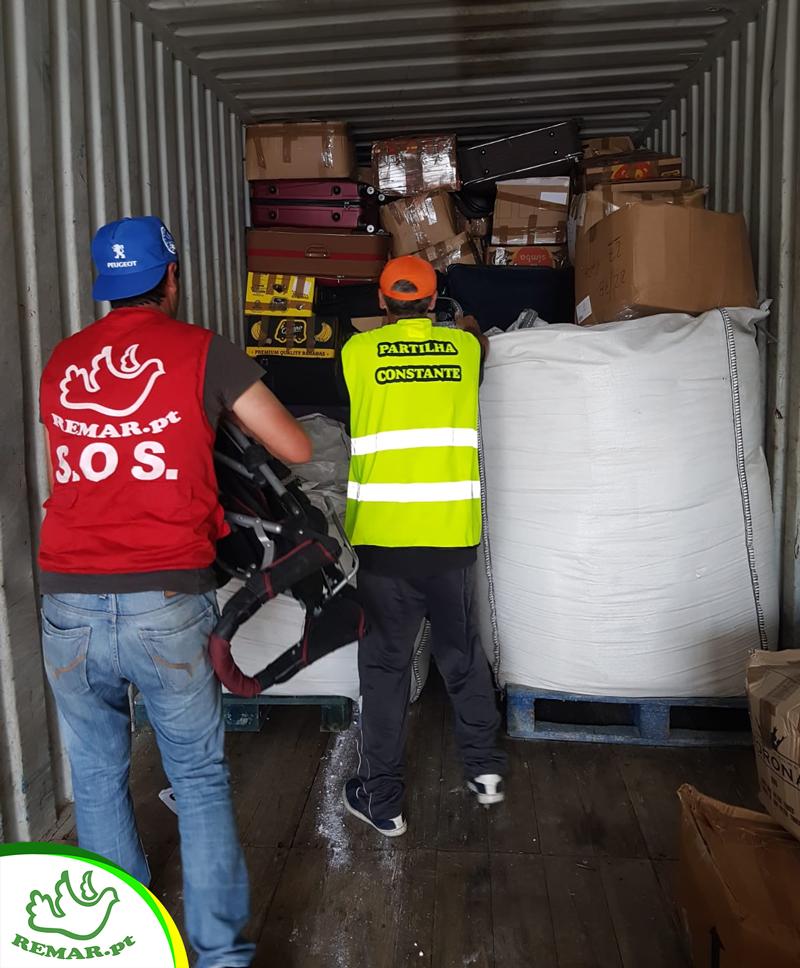 Ajuda Humanitária Remar
