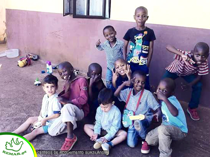 Remar Centres help orphan children
