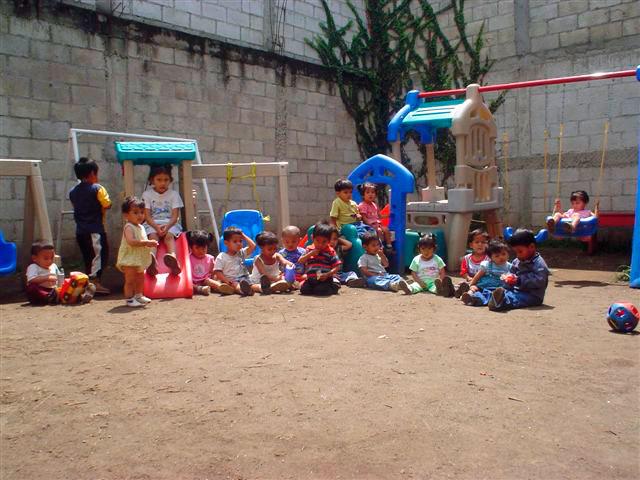 Centros para crianças infectadas com Sida