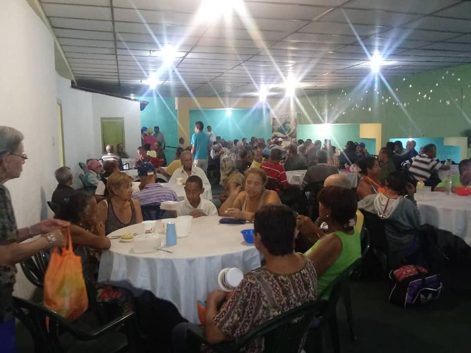 Remar Venezuela- Ajuda ao povo em crisis política