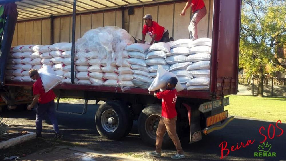Donativos Remar Africa do Sul