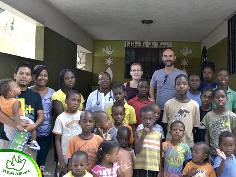 Missionários voluntarios