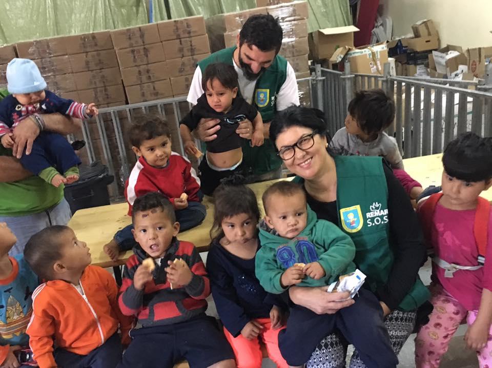 Campos de refugiados gracia