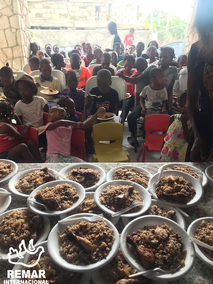 Comedor social Haiti
