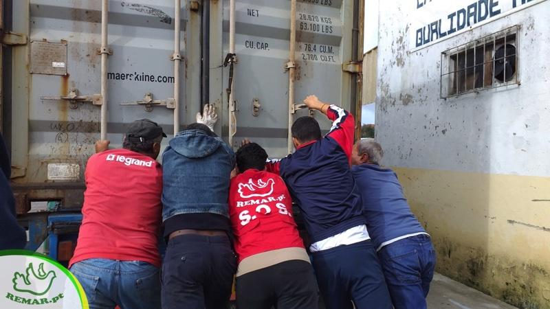 Ajuda para Cabo Verde