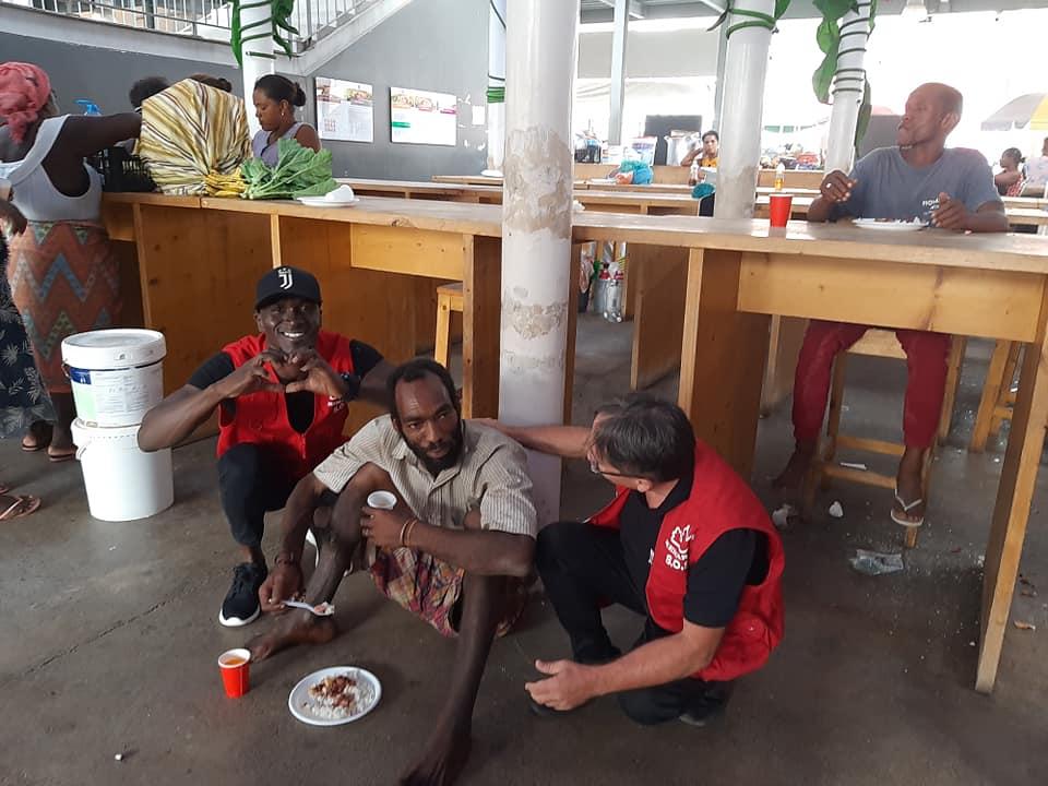 Remar ONG apoio as crianças em Cabo Verde