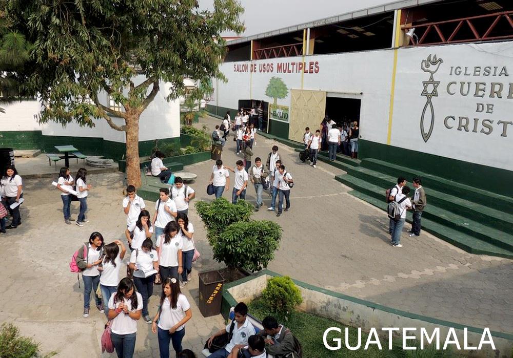 Colegios em Guatemala